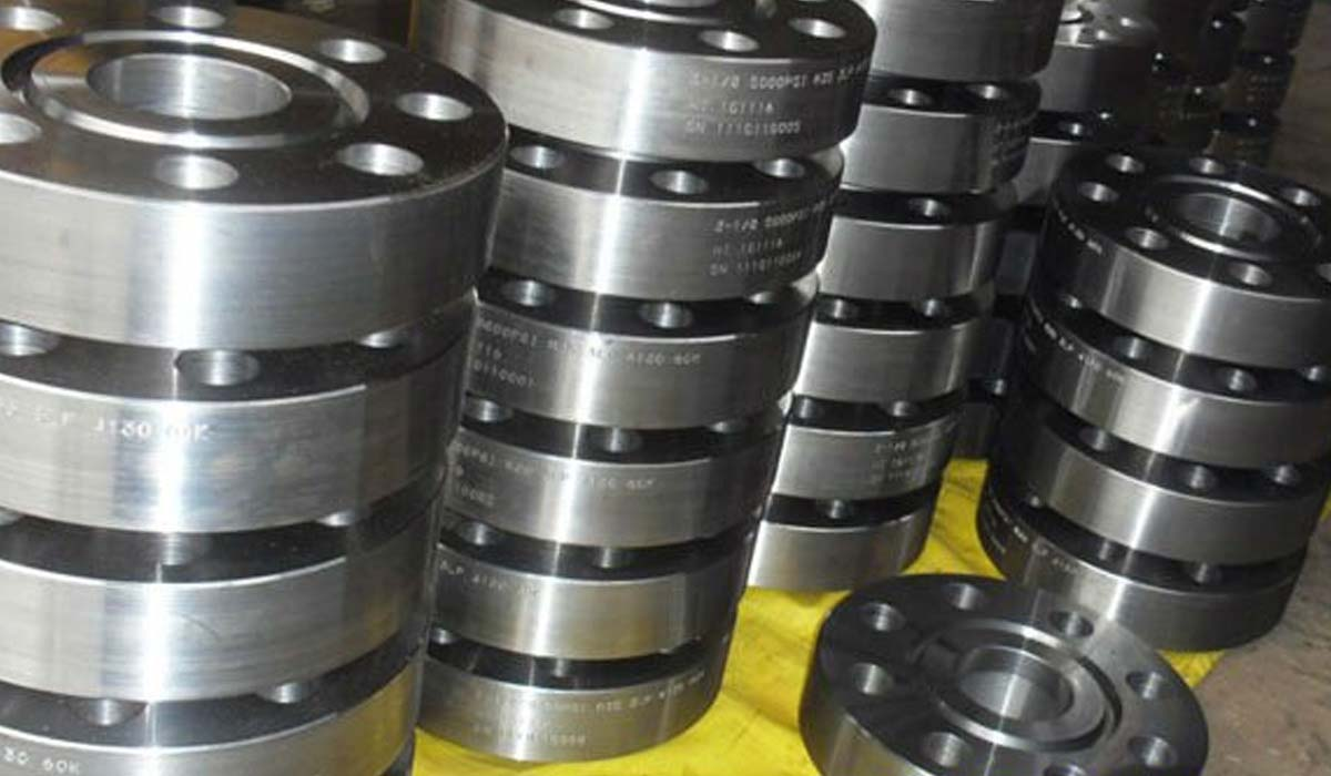 Alloy Steel A182 F11 Pipe Flanges