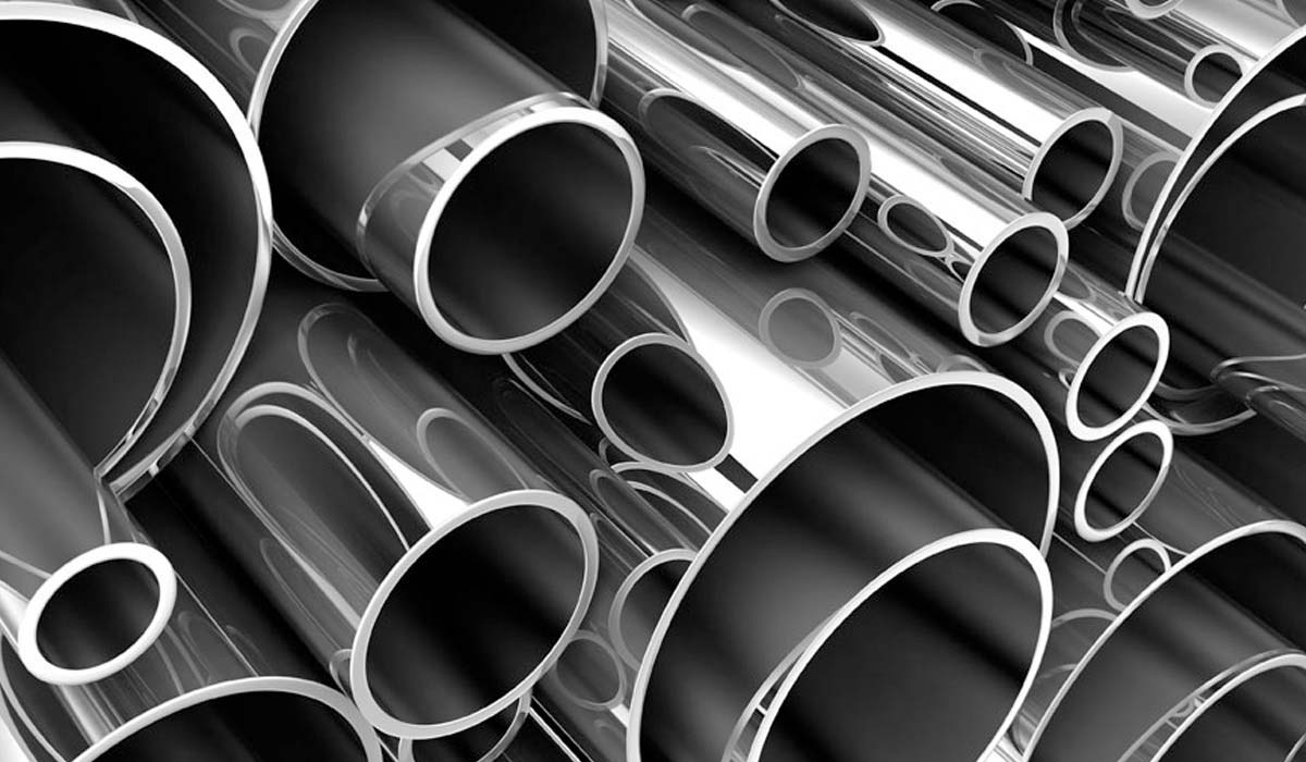 Alloy pipes tubes seamless