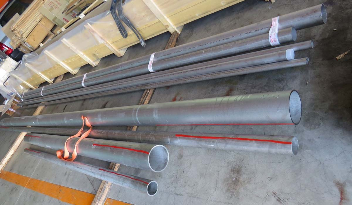 Alloy pipe fittings flanges pipes