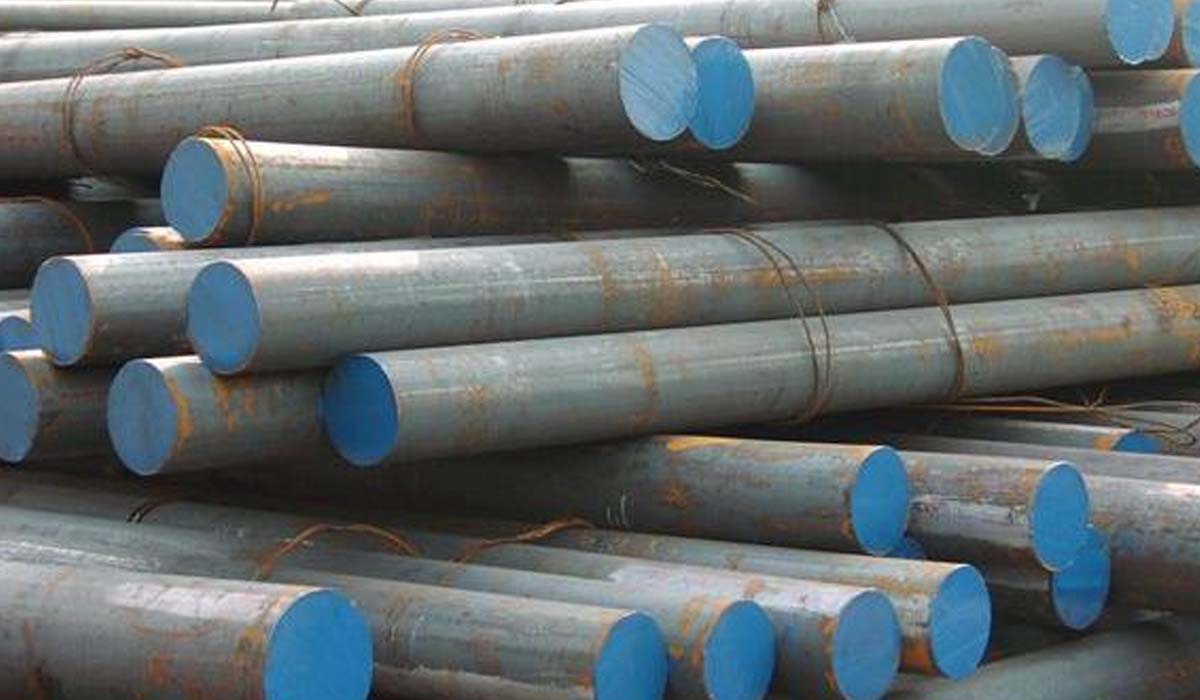 Alloy round bars rods forged