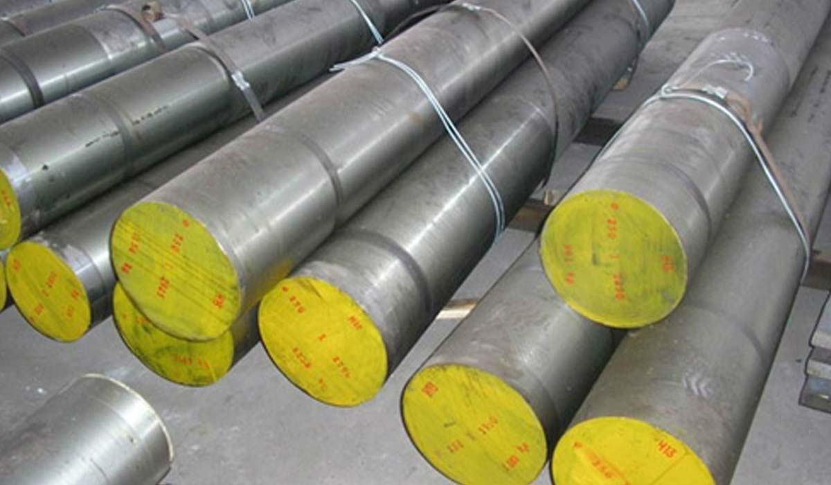 Alloy 20 Round Bars Alloy 20 Round Rods Alloy 20 Forged
