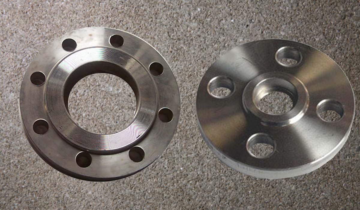 Alloy Steel F12 Industrial Flanges