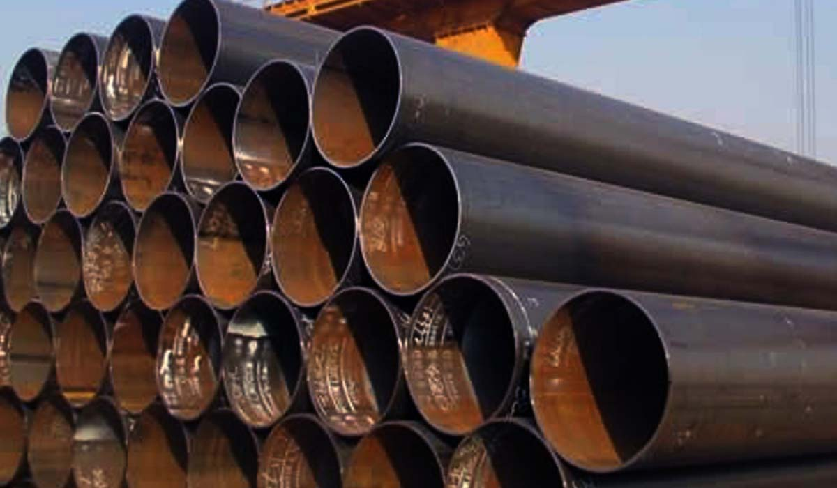 Alloy Steel EFW Pipes