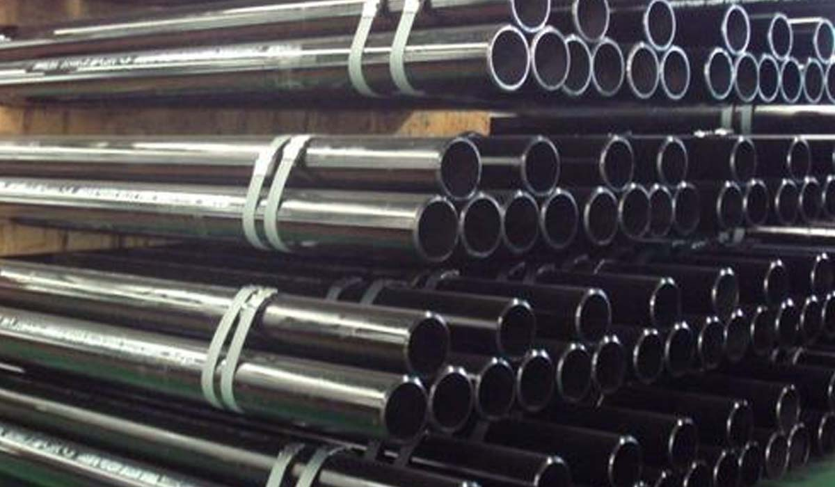 Alloy Steel ERW Pipes & Tubes