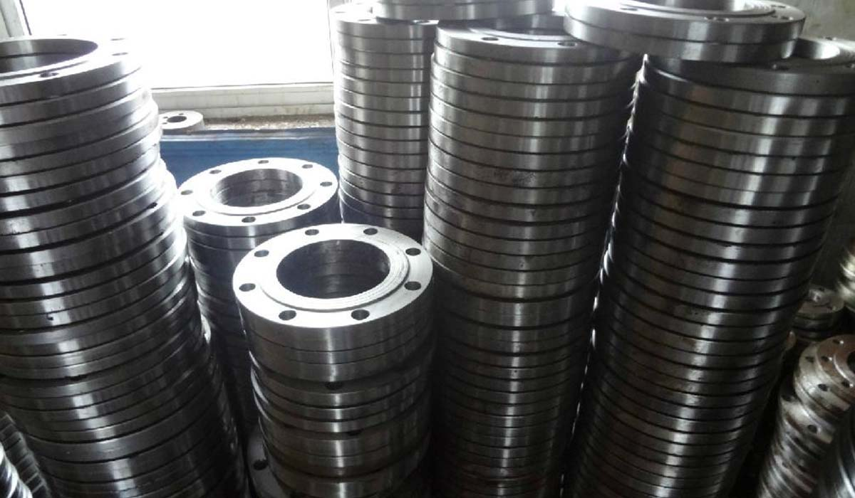 Alloy Steel F11 Plate Flanges