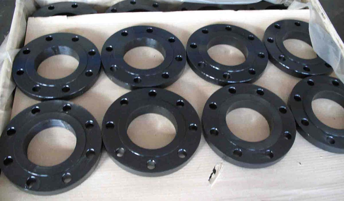 Alloy Steel A182 F12 Pipe Flanges