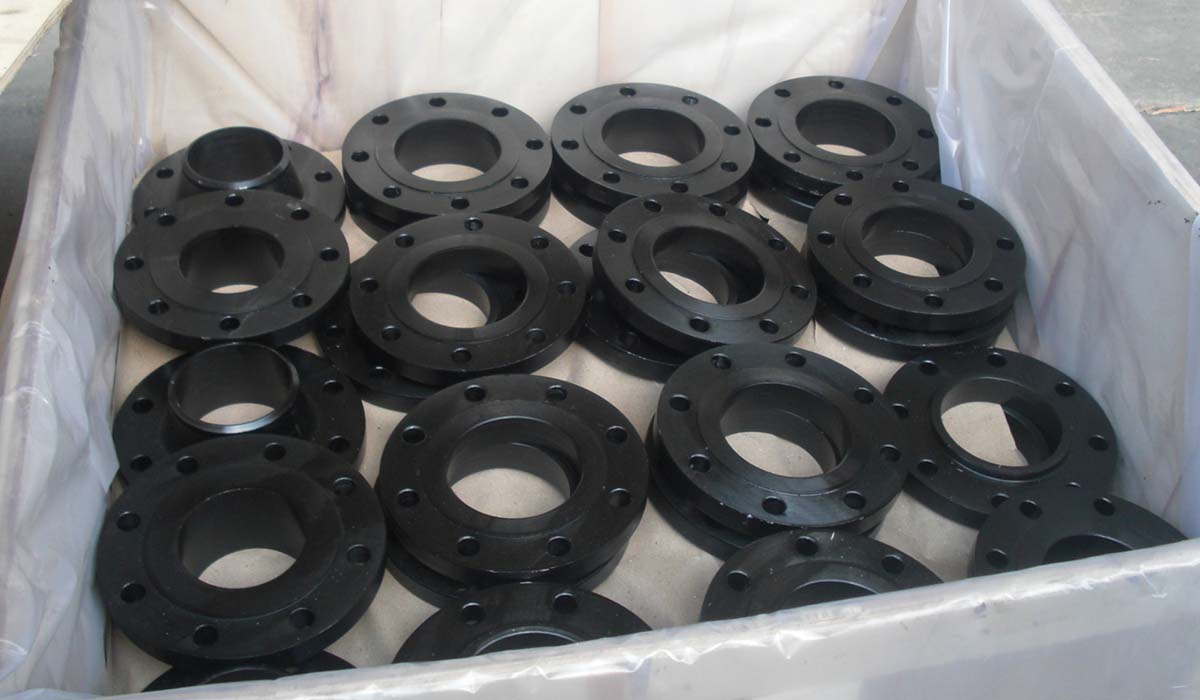 Alloy Steel A182 F22 Pipe Flanges
