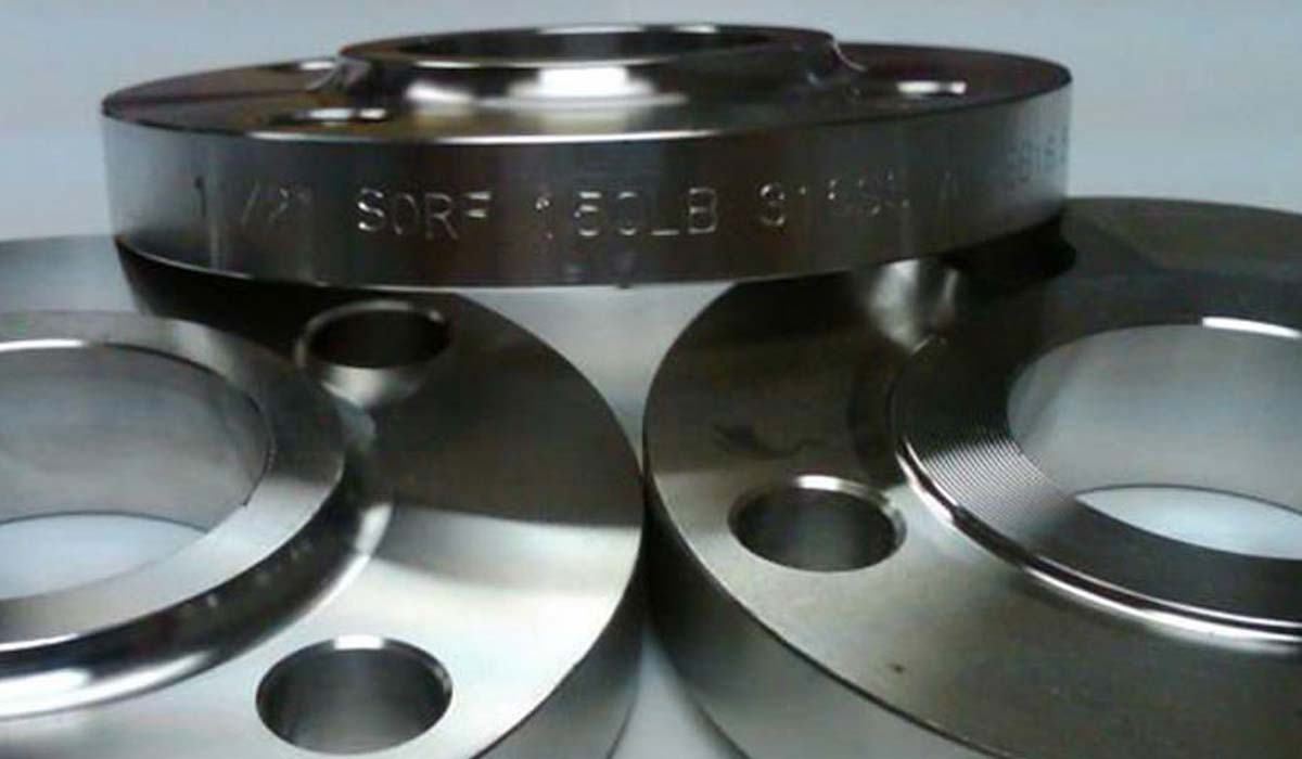 Alloy Steel F11 Industrial Flanges