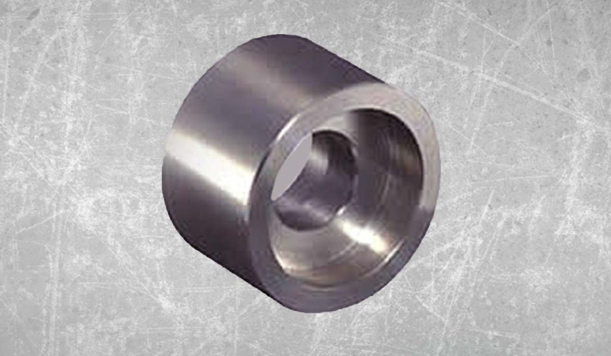 Alloy Steel Forged Socket Weld Coupling