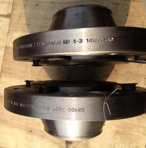 Alloy Steel Orifice Flanges
