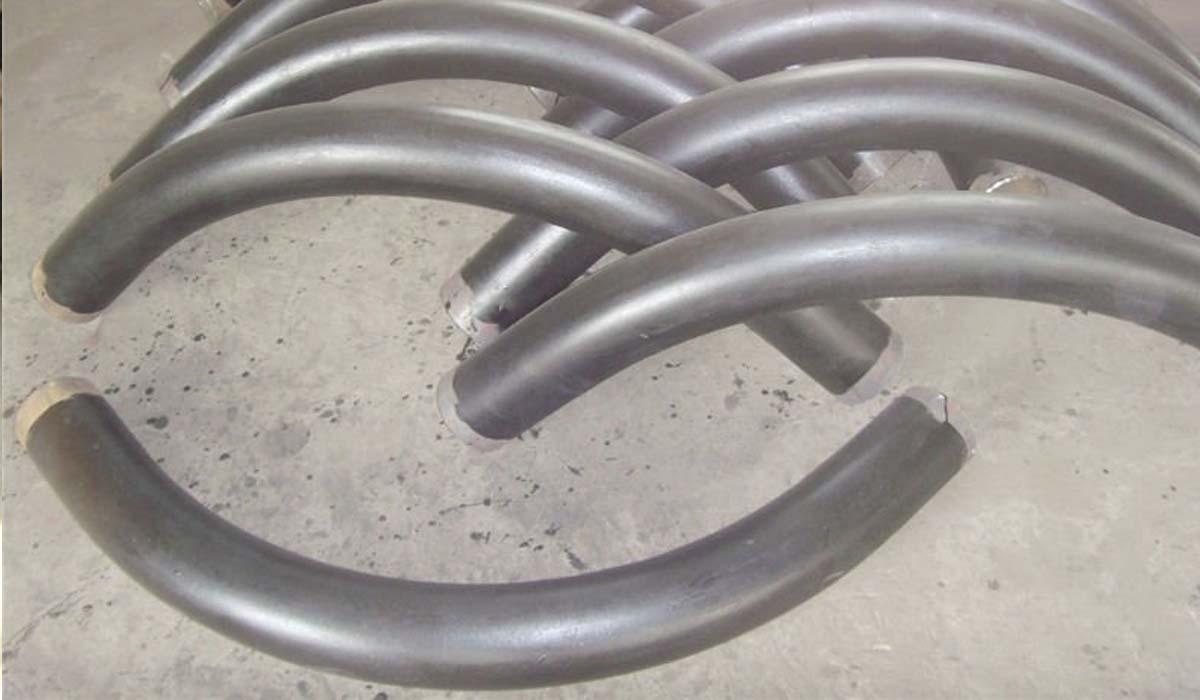 Buttweld long radius bend asme b pipe ss