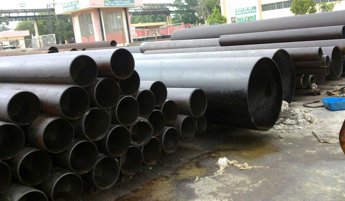 Alloy Steel Seamless Pipes, A335 Alloy Steel Grade P1 Pipes