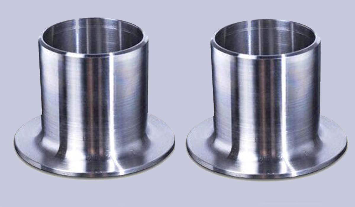 Alloy Steel Lap Joint Stub ends