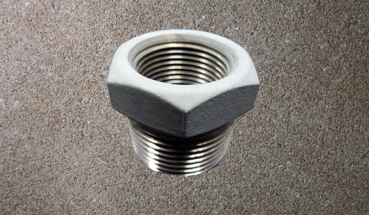 Alloy Steel Forged Threaded Bushing