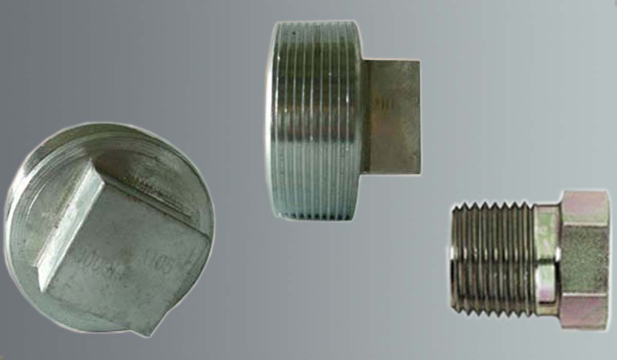 Alloy Steel Forged Threaded Plugs