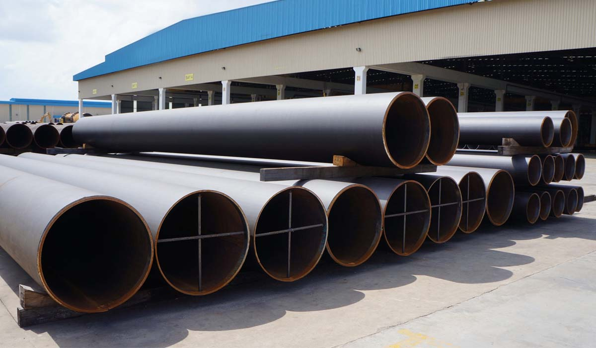 Carbon Steel API Line Pipes