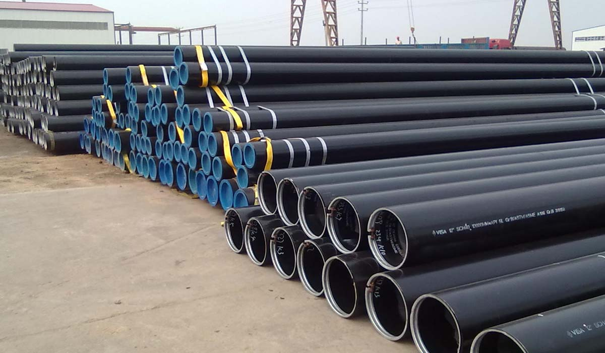 Carbon Steel Line Pipes