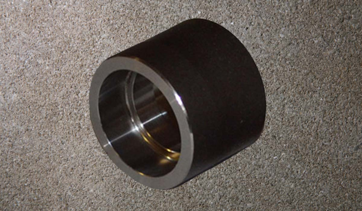 Carbon Steel Forged Socket Weld Coupling