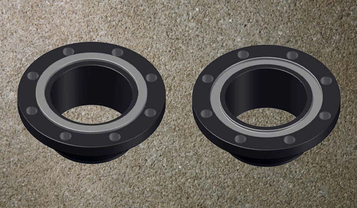 Carbon Steel Groove & Tongue Flanges