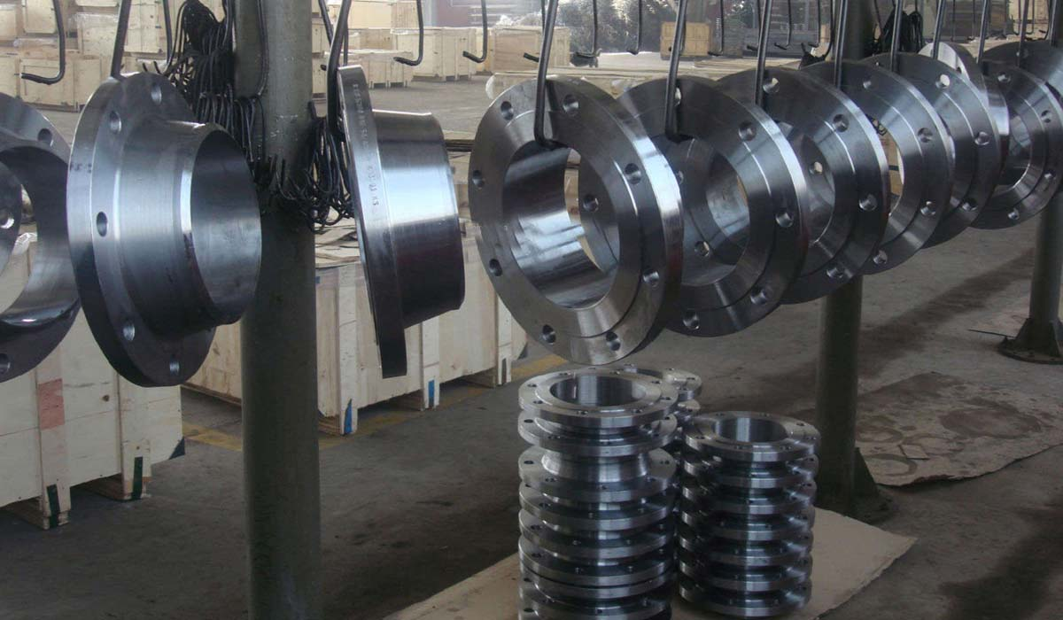 Alloy Steel F5 Industrial Flanges