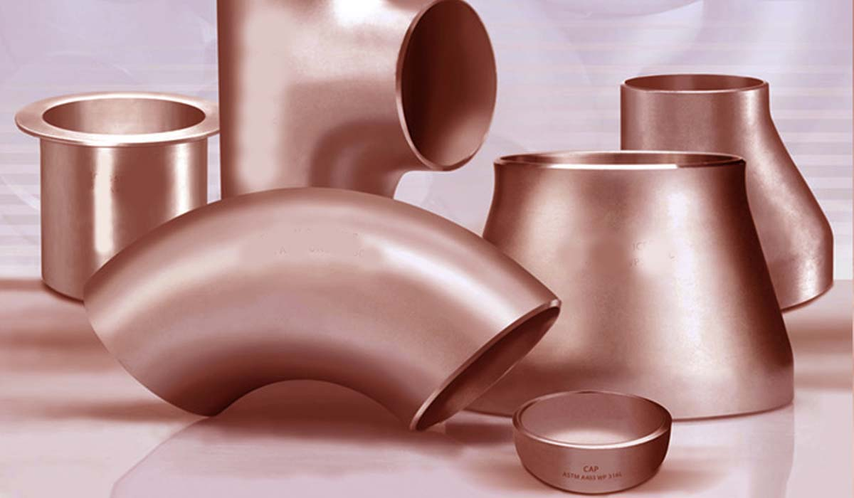 Cupro Nickel 70 / 30 Pipe Fittings