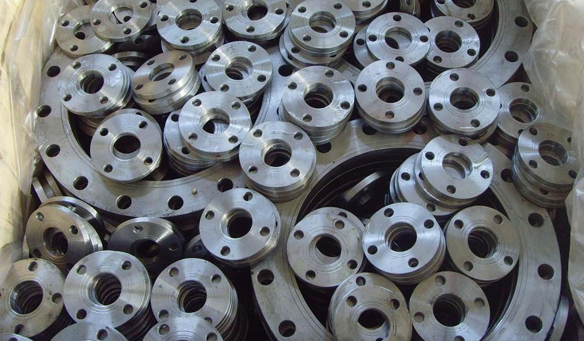 Alloy Steel F5 Plate Flanges