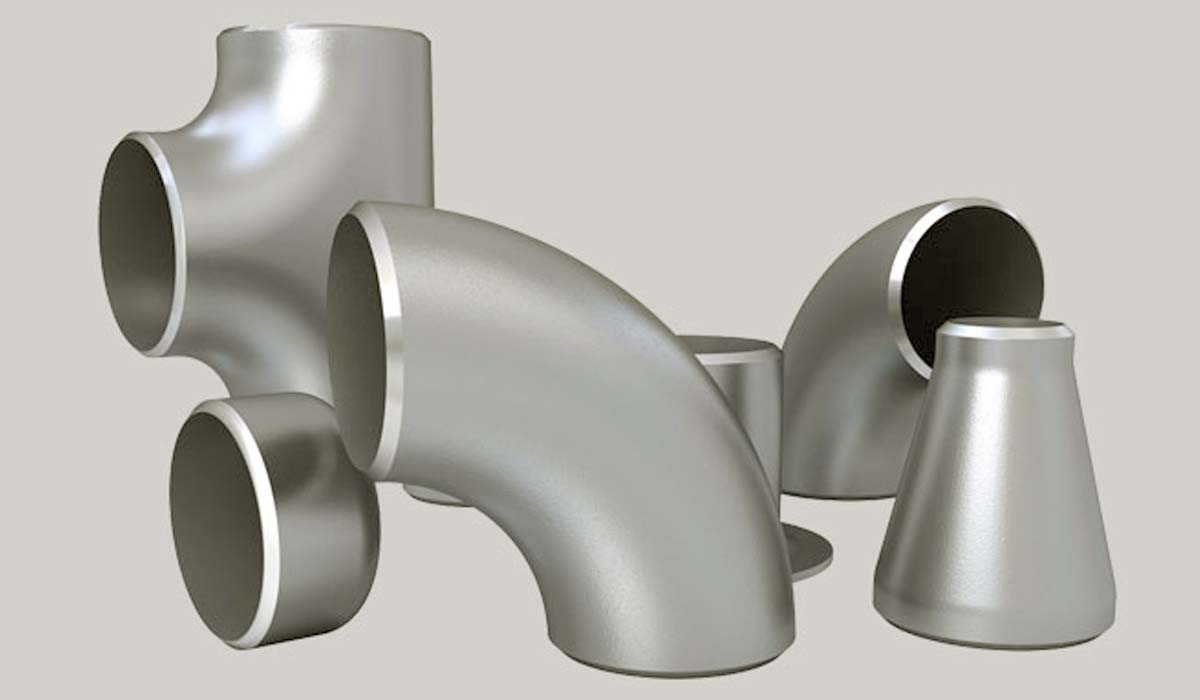 Super Duplex Steel UNS S32750 / S32760 Pipe Fittings