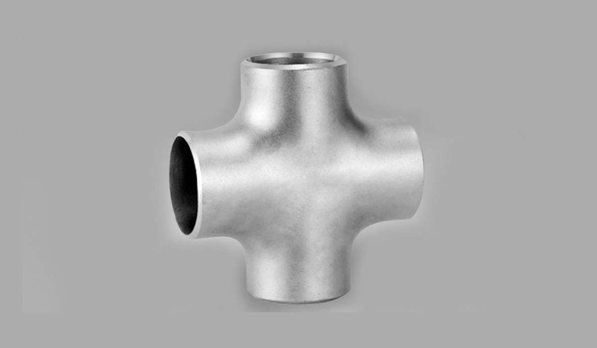 Duplex Steel Buttweld Cross