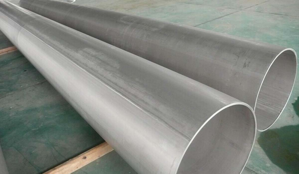 Duplex Steel EFW Pipes