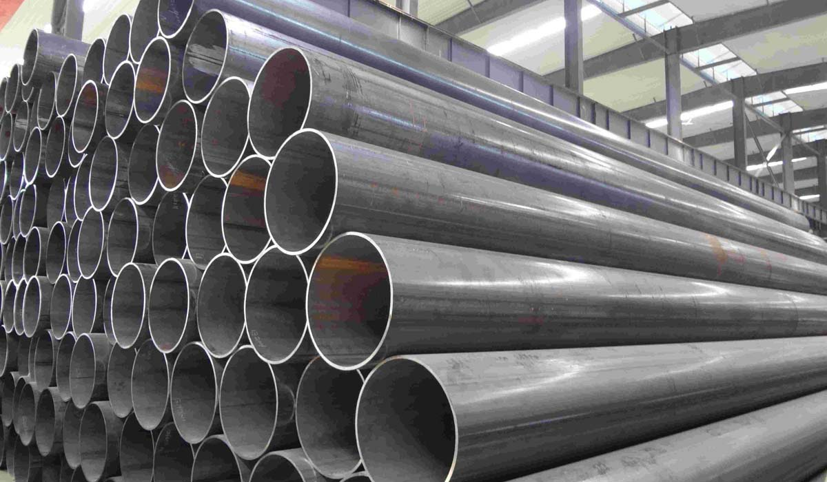 Duplex Steel ERW Pipes & Tubes
