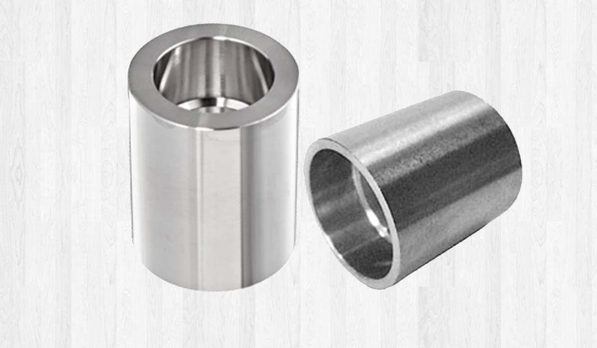 Duplex Steel Forged Socket Weld Coupling