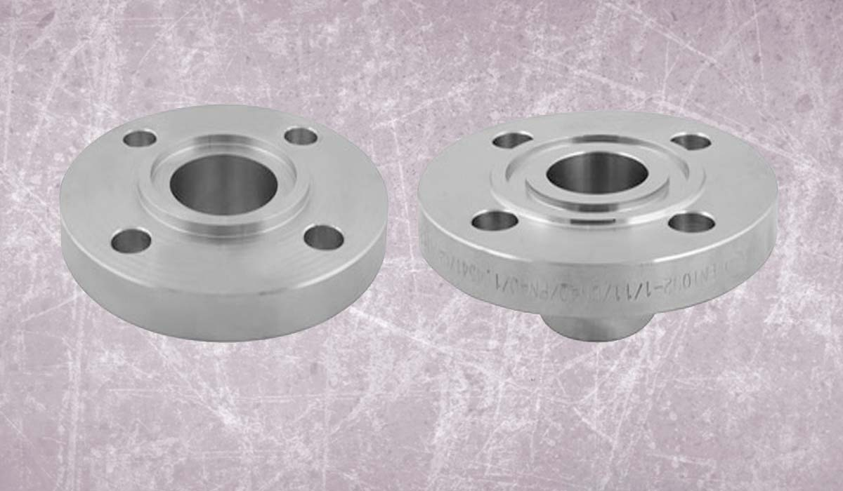 Duplex Steel Groove & Tongue Flanges
