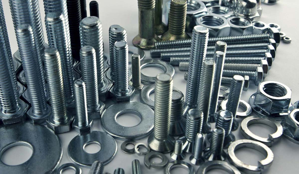 201 Nickel Alloy Fasteners