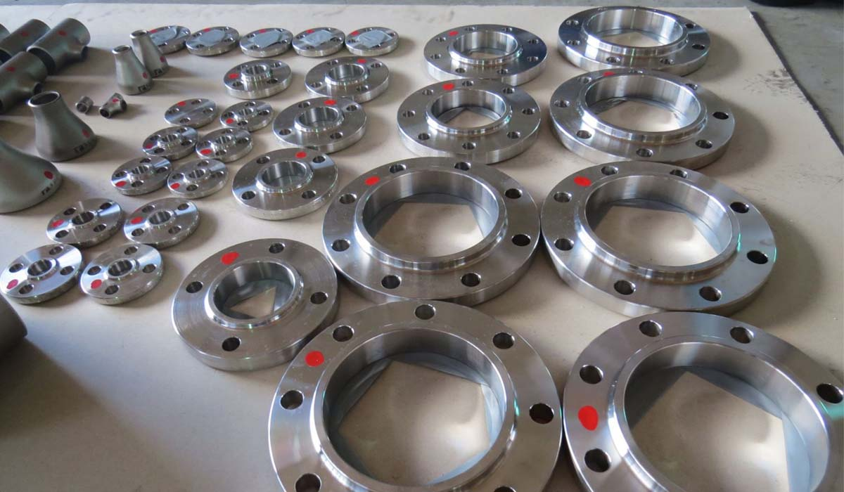 601 Alloy Plate Flanges