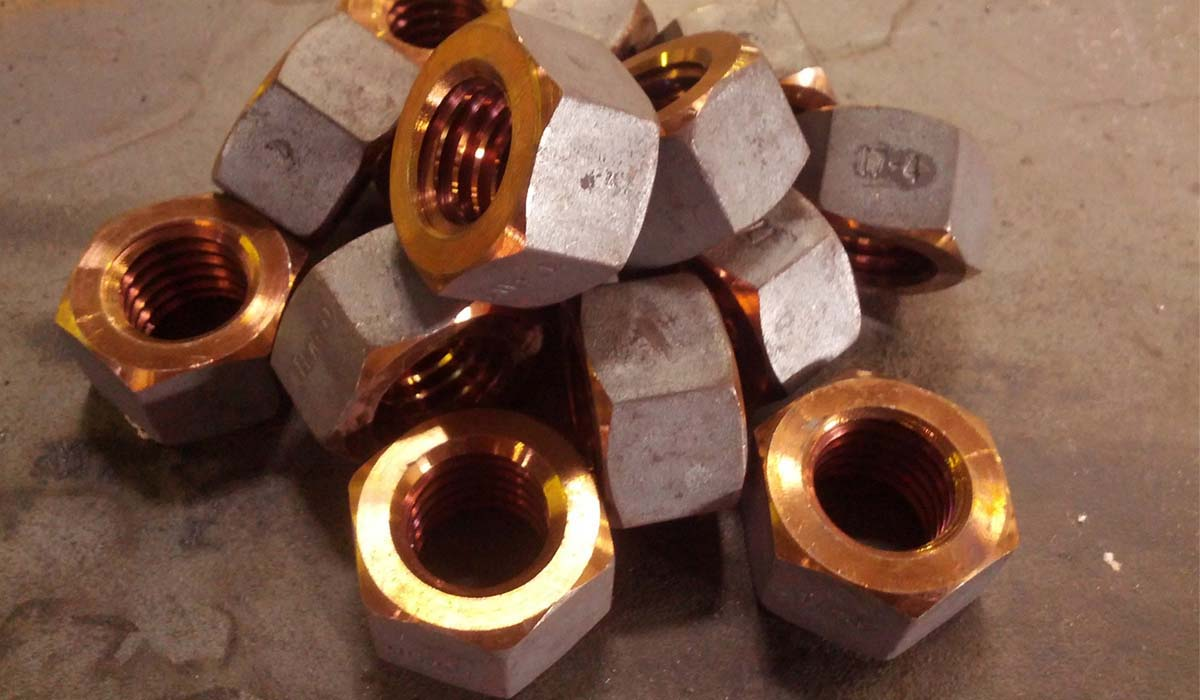 Inconel 718 Nuts