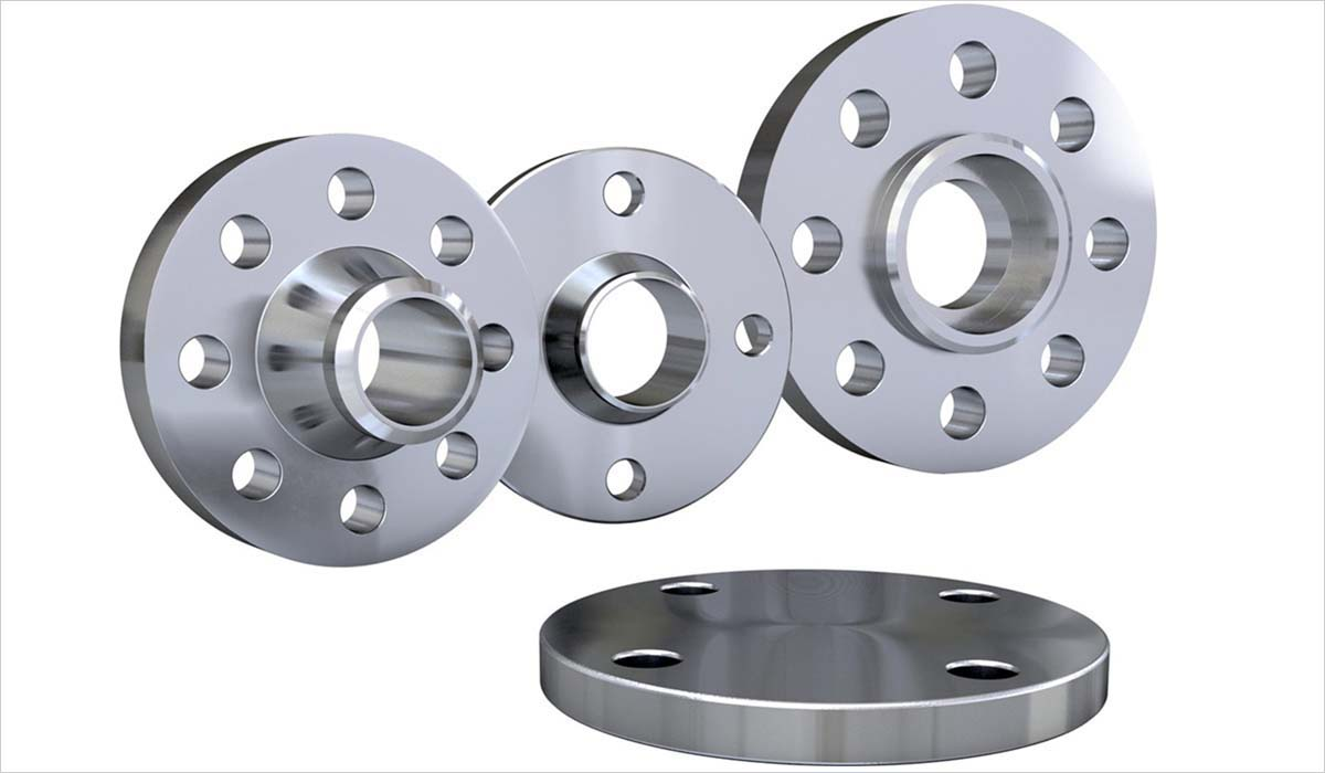 201 Nickel Alloy Plate Flanges
