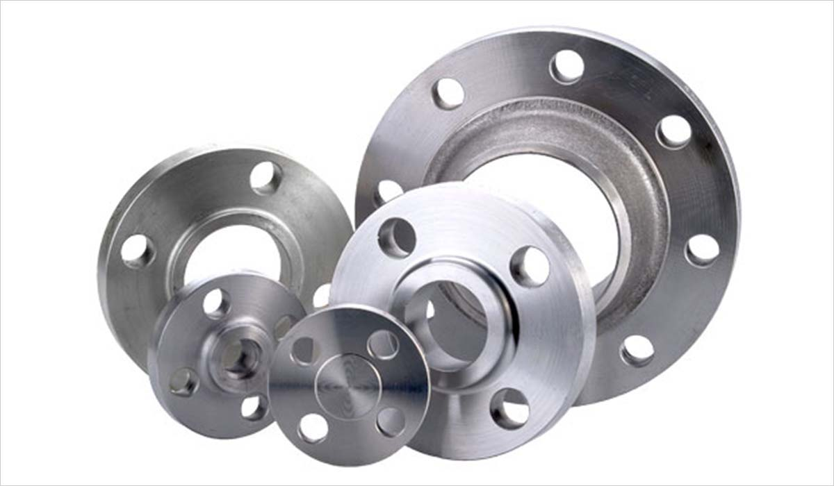 Nickel Industrial Flanges