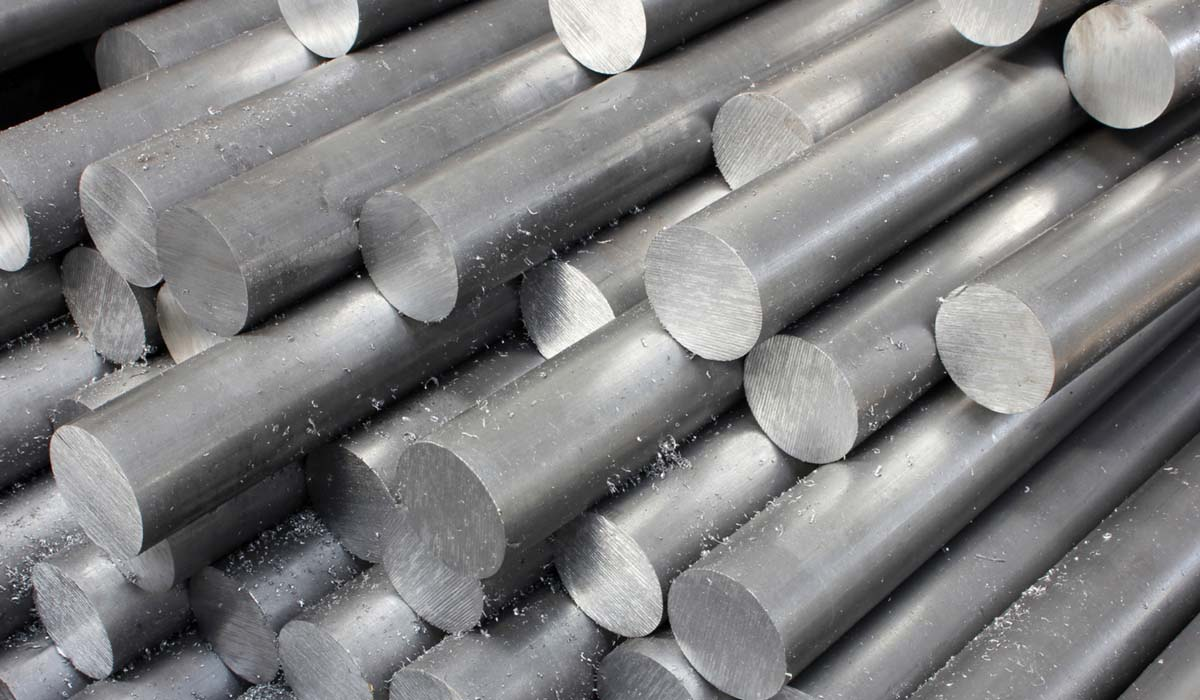600 Alloy Bars