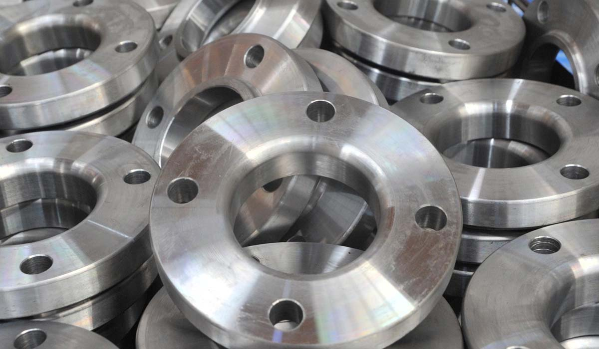 Hastelloy C22 Plate Flanges