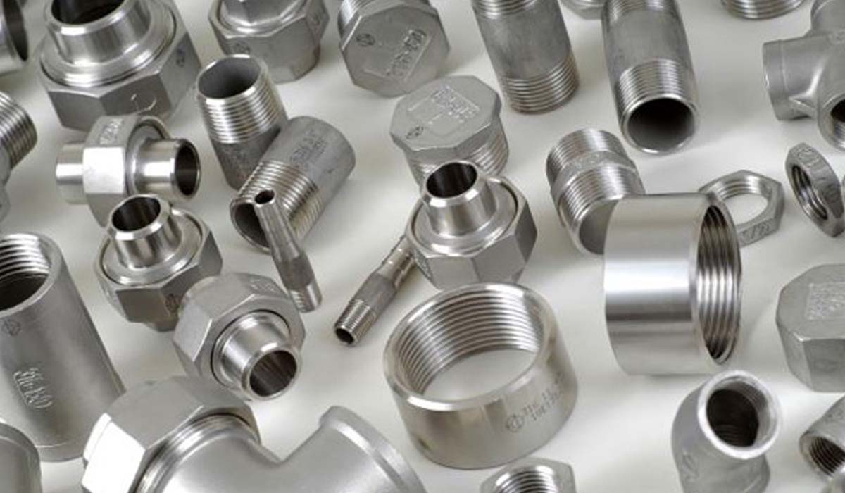 Ss s high pressure forged fittings threaded