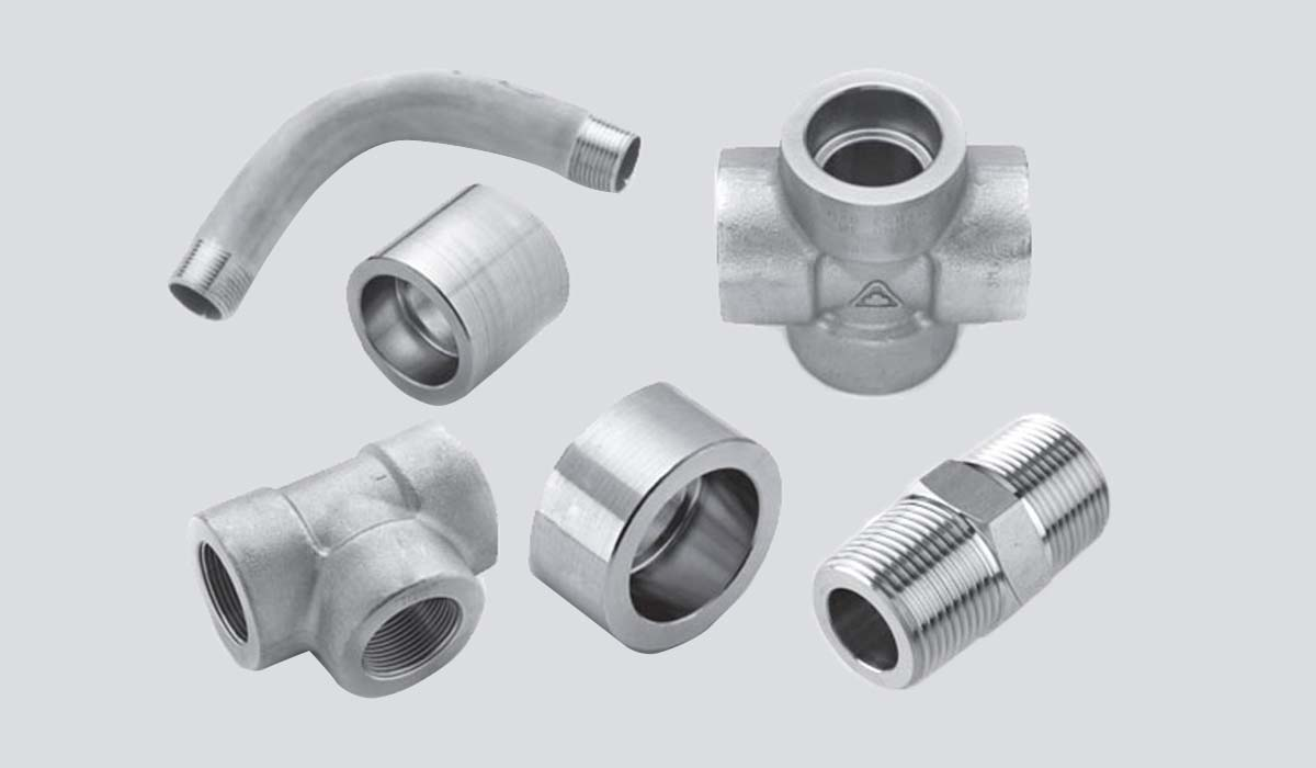 Hastelloy C276 Forged Pipe Fittings