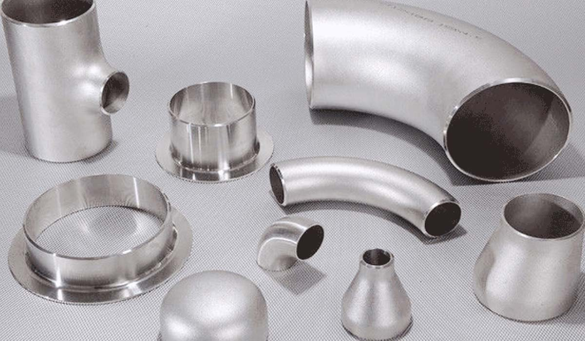 Ss buttweld pipe fittings h elbow