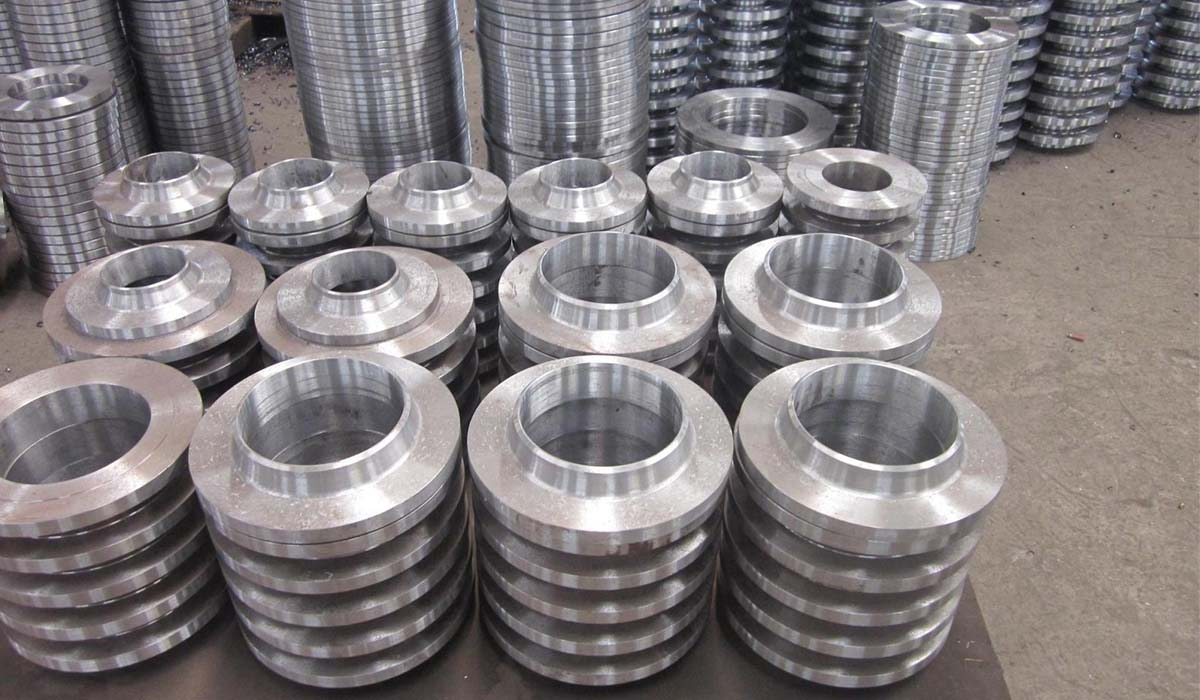 Inconel 601 Pipe Flanges