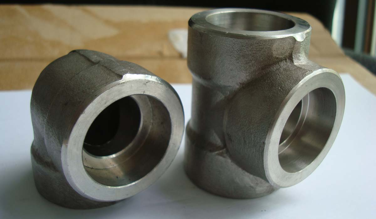 Stainless Steel 321 / 321H Forged Fittings