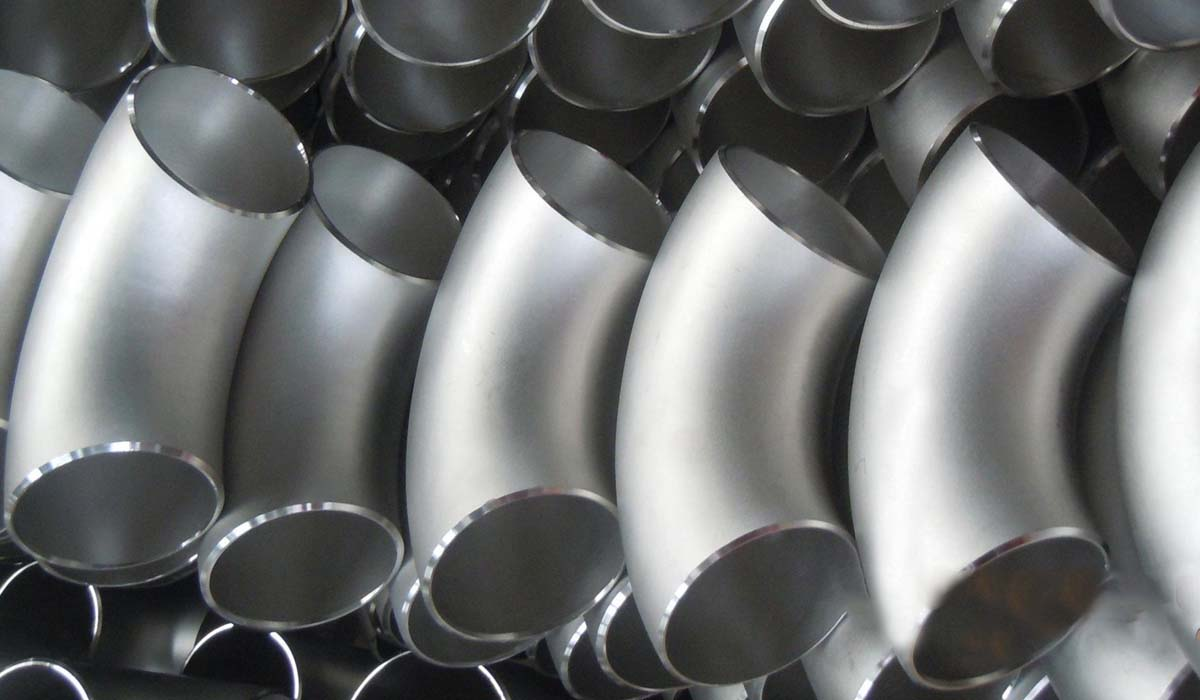 Stainless Steel 310S Pipe Elbow
