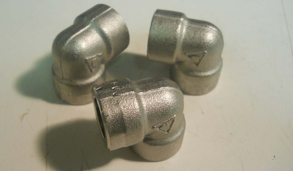 Ss l socket weld deg elbow suppliers forged