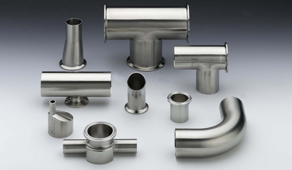 Stainless Steel Dairy Fittings, SS Sanitary Fittings, 304 SS Dairy
