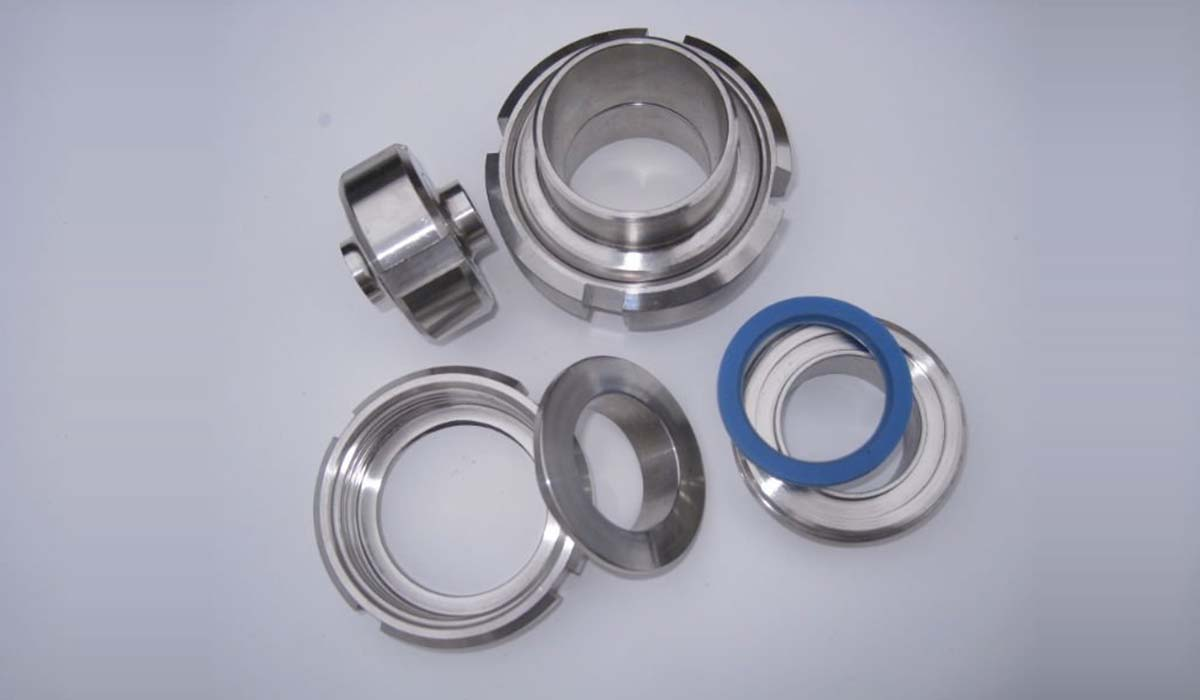 Stainless Steel Dairy Fittings Ss Sanitary Fittings 304