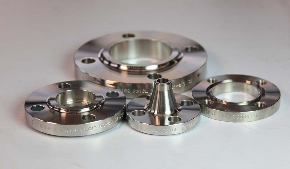 Incoloy 825 Industrial Flanges