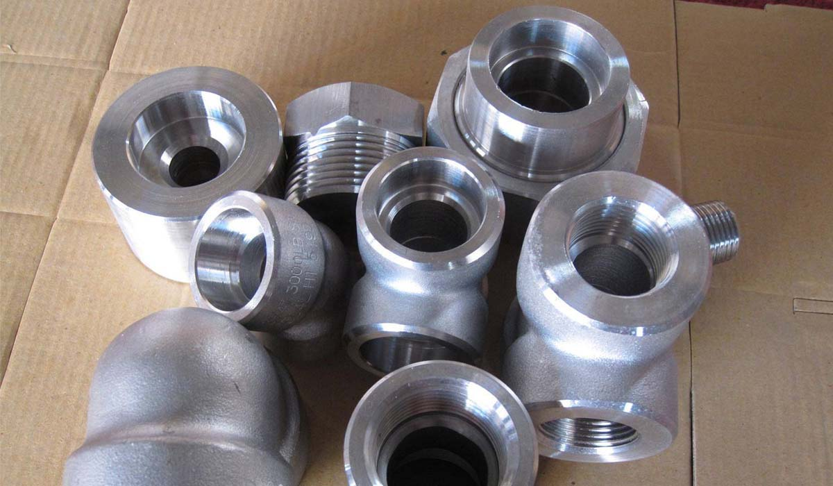 Nickel alloy steel b uns n socket welding elbow